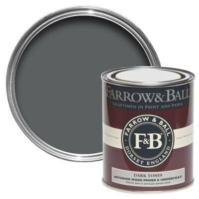 Interior Wood Primer Dark tones 750 ml