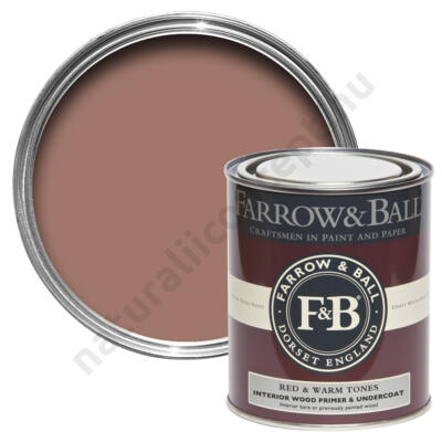 Interior Wood Primer Red tones 2,5 liter