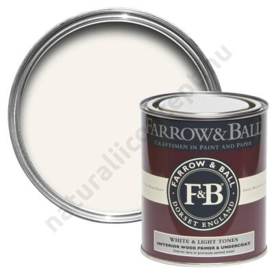 Interior Wood Primer White tones 2,5 liter